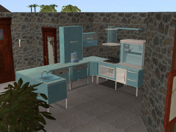 Cuisine 4ESF4 / 4ESF4 kitchen