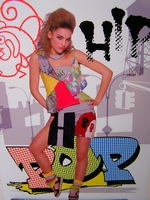 Tenue Pop Art